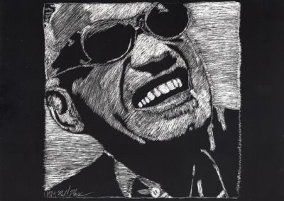 Ray Charles - Michael Mastre