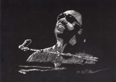 Stevie Wonder - Michael Mastre